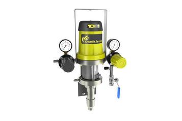 (5)  Cup lub Airmix® paint pump