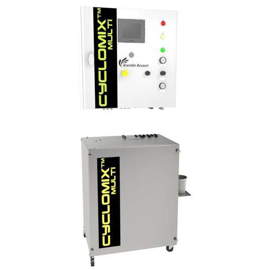 CYCLOMIX® MULTI metering system