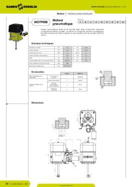 MOT9000 Datasheet