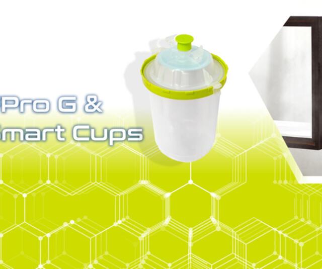 Smart cups news