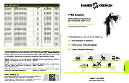 FPro Brochure North America Version