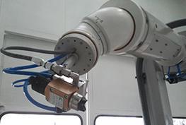 Pistola robotica
