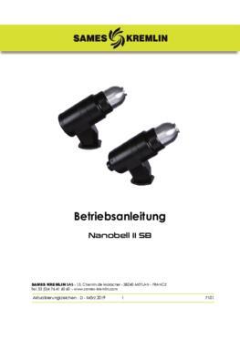 Nanobell II SB  Betriebsanleitung
