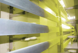 Powder Coating application
