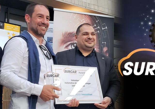 Innovation Award Surcar