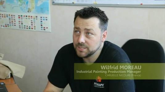 Wilfrid Moreau: Production Manager