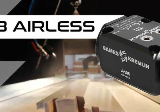 ASB Airless automatic gun