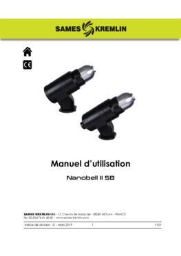 Nanobell II SB   Manuel d'emploi