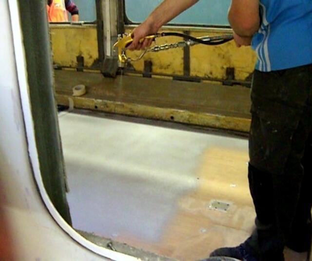Thor + Xcite in railway