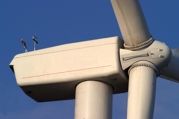 finishing of wind energy nacelle