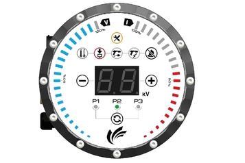 (3) GNM6080 control module