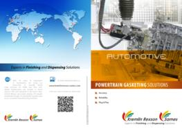 Powertrain gasketing solution