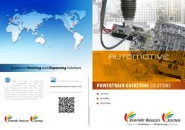 Powertrain gasketing solution