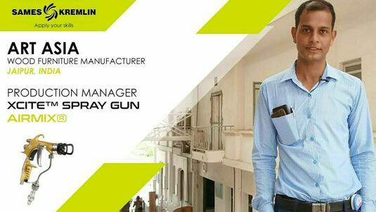 ART ASIA production manager