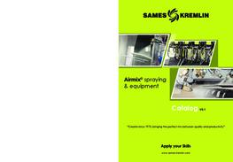 Catalog Airmix® Range SAMES KREMLIN (English version)