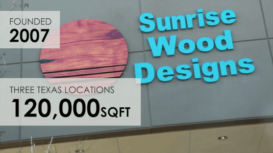 Sunrise Paint Designs