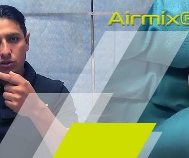 Airmix® spray tip care