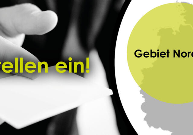 Job ad Salesman Northwest Germany