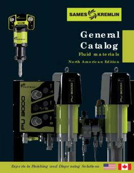 General Catalog (english version - only for North American market)  SAMES KREMLIN