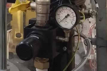 (2) Air regulator