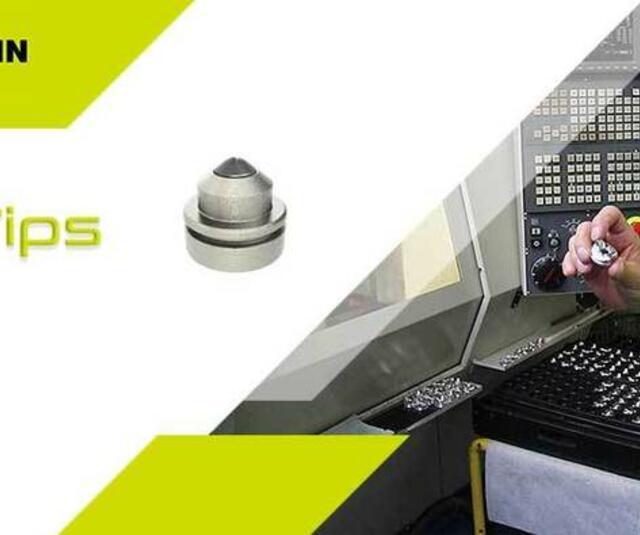 Airmix® tips unique manufacturing knowledge