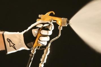 (4) Manual gun