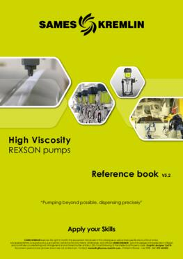 Catalog REXSON pumps
