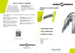 Leaflet UPside CCV Color Change Block (English version) SAMES KREMLIN