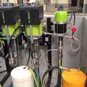PU3000 4L and flushing pump