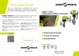 Leaflet 34F60 Airless® Flowmax® Paint Pump