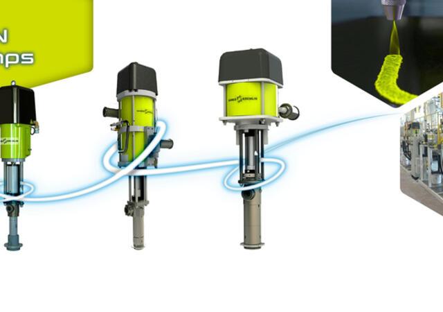 REXSON 2B pumps range