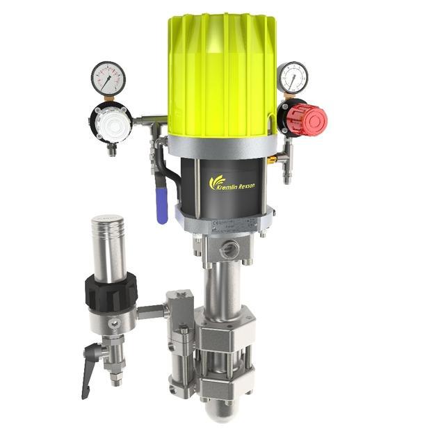 Pompa 17F60 Airmix® Flowmax®
