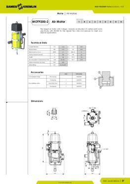 MOT9200-2 Datasheet