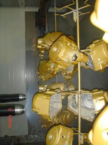 Kurbelgehäuse/Getriebe