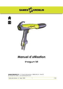 Inogun M|Manuel d'utilisation