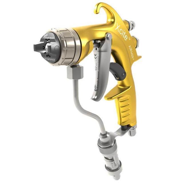 Xcite™ 120, 200 bar Manual AIRMIX® spraygun