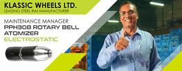 Klassic Wheels - Maintenance Manager - India
