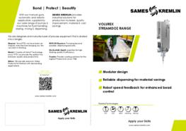 Leaflet Volurex shotmeter (English version) SAMES KREMLIN