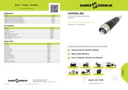 NANOBELL 803 Automatic