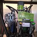 Unidad de dosificación mecánica P85 para materiales de alta viscosidad
