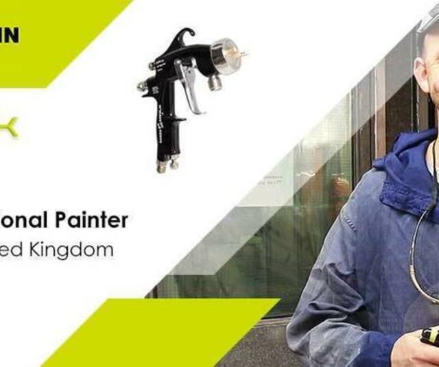 FPro Lock Professional painter