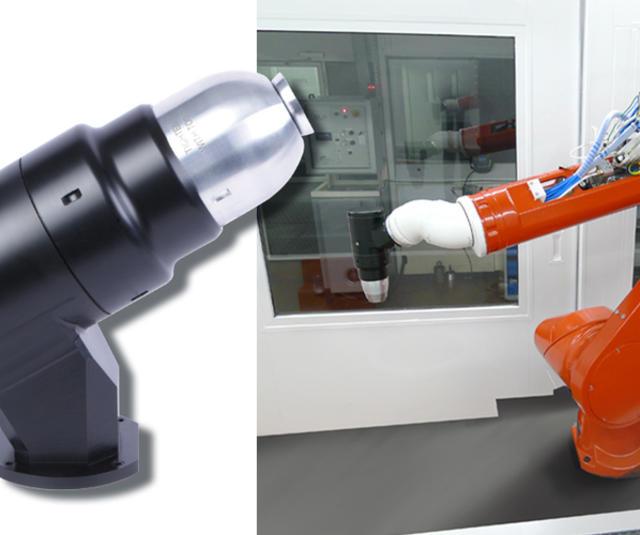 NANOBEL 2 Robotic atomizer SAMES KREMLIN