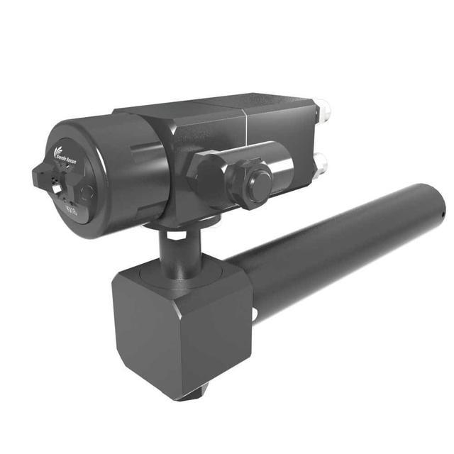 KAX electrostatic automatic gun