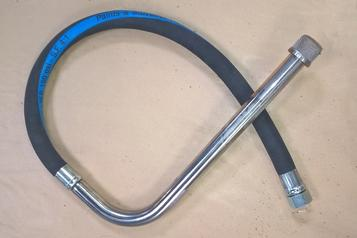 (4) Suction hose