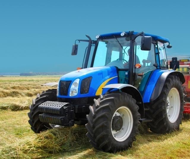 Tractors market