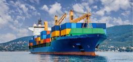 Navios de carga e petroleiros