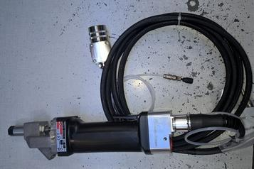 (3) Heated extrusion gun