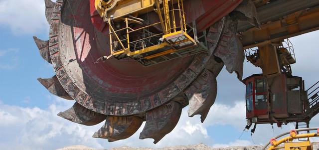 Máquinas para la Minería