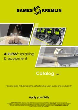 Catalog Airless® Range SAMES KREMLIN (English version)