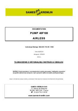 40F100 | instrukcja-obługi